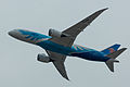 China Southern Airlines ,CZ390 ,Boeing 787-8 ,B-2736 ,Departed to Guangzhou ,Kansai Airport (15782310923).jpg
