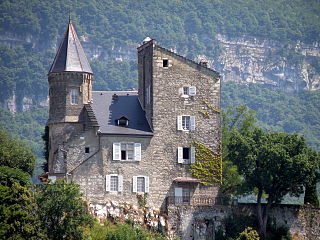 Chindrieux Commune in Auvergne-Rhône-Alpes, France