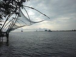 Chinese Fishing Nets at Fort Kochi IMG 20180916 160715.jpg