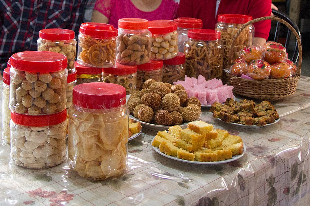 Chinese New Year foods in Malaysia