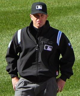 Chris Guccione (umpire) MLB umpire