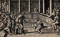 Christ heals a lame man. Engraving. Wellcome V0034935.jpg