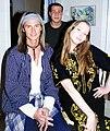 Christer Lindarw, Mikael Lundberg & Alma Ufo 1993.jpg