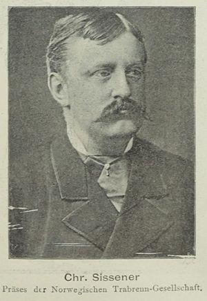 Christian Fredrik Sissenèr - Christian Sissenèr