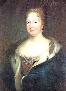 Christine Wilhelmine of Hesse-Homburg