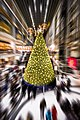 Christmas tree in Toronto Eaton Centre - 2008.jpg