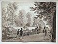 Christoffer wilhelm eckersberg, staffetta, avenue des champs-élisée, parigi, 1812.jpg