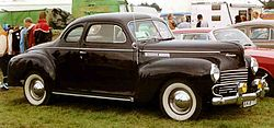 Chrysler Windsor Coupé (1940)