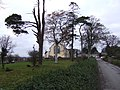 Church and village of Screen - geograph.org.uk - 631755.jpg