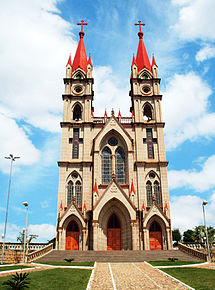 Church at Itaguaçu, ES, Brazil.jpg