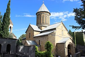 Tbilisi Sioni Cathedral - Sioni Cathedral