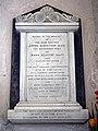 Church of St Andrew's, Boreham, Essex - Anne Rishton Ray memorial.jpg