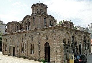 church in Thessaloniki