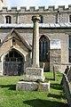 Churchyard Cross - geograph.org.uk - 929967.jpg