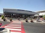 Ciampino–G. B. Pastine International Airport in 2018.05.jpg