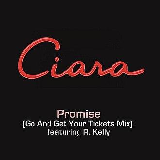 Promise (Ciara song) - Image: Ciara Promise Remix