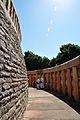 Circumambulatory Passageway - Stupa 1 - Sanchi Hill 2013-02-21 4343.JPG