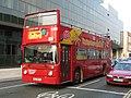 City Sightseeing bus in Oxford, England 11 - Hythe Bridge Street.jpg