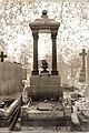 City of London Cemetery Central Avenue Fleet monument 1a DXO FilmPack Polaroid 664 Old postcard preset.jpg