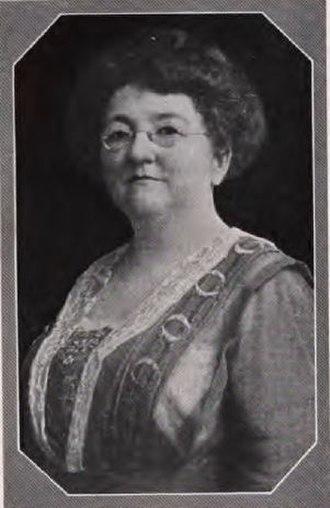 Robert Jones Burdette - Clara Bradley Baker, Mrs. Robert J. Burdette, Who's who among the women of California