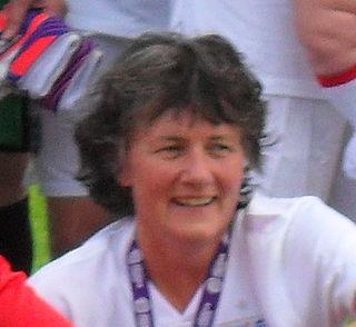 Clare Taylor English sportswoman
