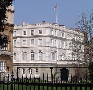 Clarence House - A 2006 image of Clarence House.
