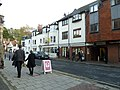 Cliffe High Street on an autumn lunchtime - geograph.org.uk - 2705788.jpg