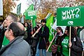 Climate emergency - Climate march in Madrid (49186753692).jpg