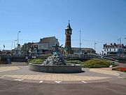 Clock Tower, Skegness 1