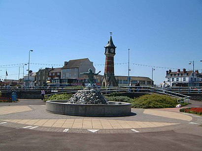How to get to Skegness with public transport- About the place