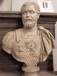 Clodius Albinus Usurper and Caesar of the Roman Empire