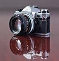 Clonando una Canon AE-1 (5352178213).jpg