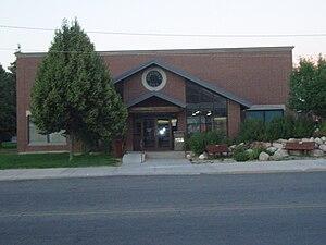 Coalville, Utah - Coalville City Hall