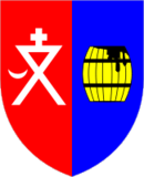 Coat of Arms of Smalavičy, Belarus.png