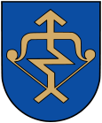 Coat of arms of Mazeikiai (Lithuania).svg