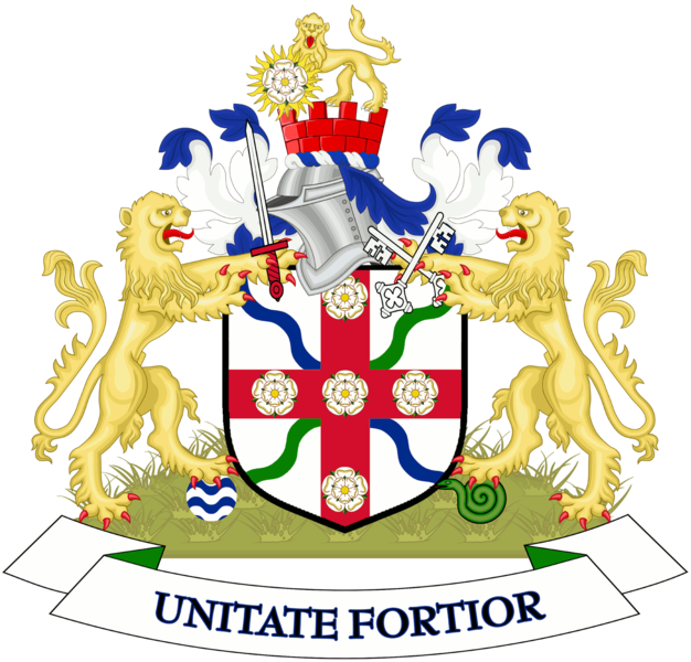 File:Coat of arms of North Yorkshire County Council.png