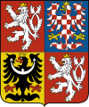 Coat of arms of the Czech Republic.svg