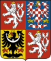 Coat of arms of Czech Republic.svg