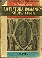 Coberta La pintura romànica sobre fusta.jpg