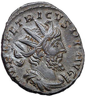 Coin of Tetricus I.jpg
