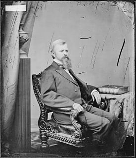 Amasa Cobb 19th century American Congressman, Chief Justice of the Nebraska Supreme Court, 5th Mayor of Lincoln, Nebraska, 13th Speaker of the Wisconsin Assembly, Union Army officer
