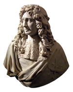 Buste de Colbert par Antoine Coysevox