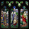 Coleraine St Patrick's Church Window W04 Isaac and Rebekah 2014 09 13.jpg