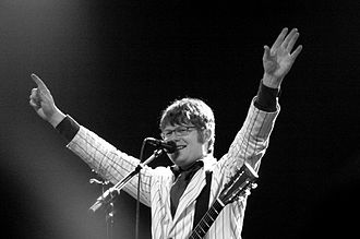 Colin Meloy - Meloy performing in Brussels (2006)