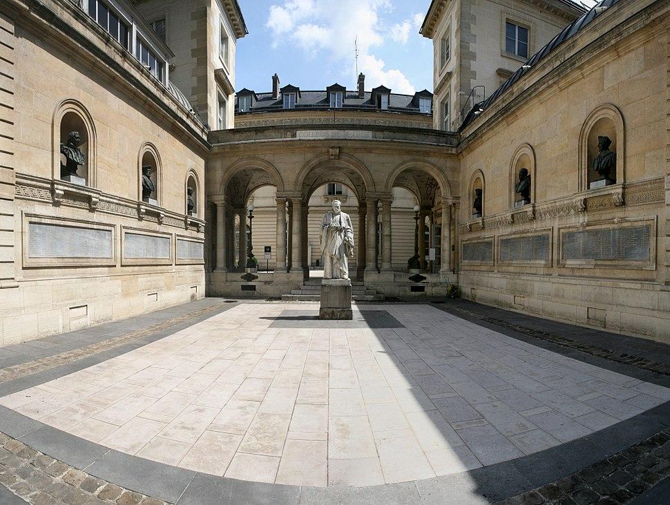 College de France 20100803