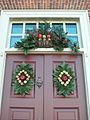 Colonial Williamsburg (December, 2011) - Christmas decorations 36.JPG