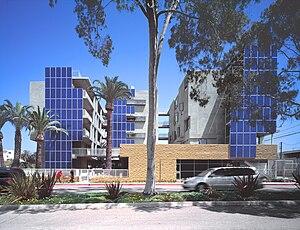 Brooks + Scarpa - Colorado Court Affordable Housing, Santa Monica, California