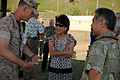 Com MARFORPAC hosts Hawaii governor at MCBH 150316-M-LV138-198.jpg