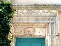 Commercy chambranle de porte sculpté P1060964.JPG