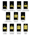 Commissioned Officer Rank Structure of the Bulgarian Navy - sleeve insignia.png